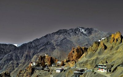 Incredible Spiti Leh Tour