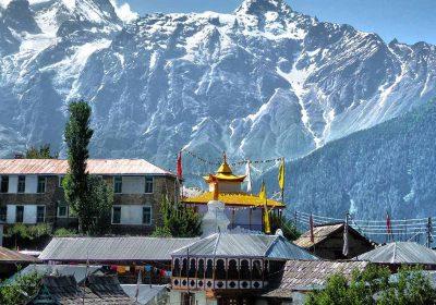 Shimla Kinnaur Spiti Manali Tour